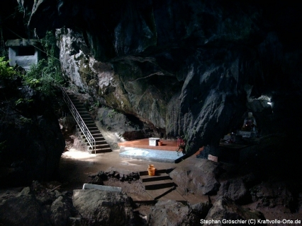 Wat Thomtharpan und die Heaven and Hell Caves - Phang Nga [Thailand]