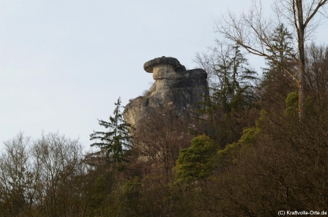 Pfifferling-Felsen bei Kinding